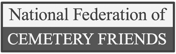 National Federation of Cemetery Friends logo
